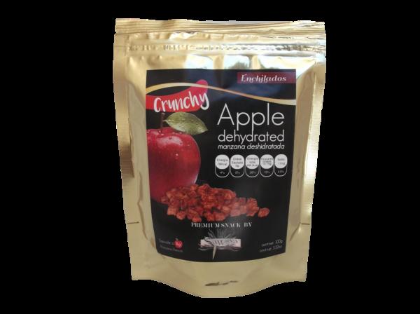 Saweya - manzana deshidratada enchilada 130 g digital